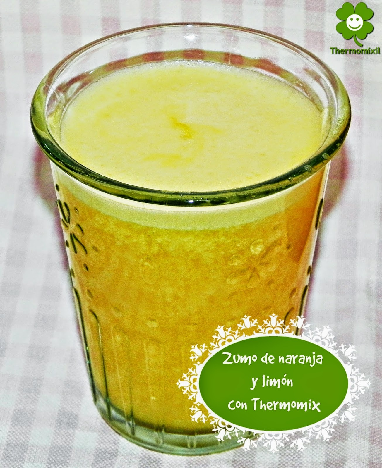 zumo limon thermomix
