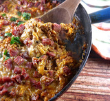 paleo ground beef casserole