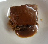 toffee sauce using toffees