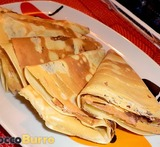 ingredienti crepes croccanti