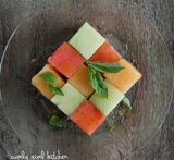 what to do with leftover melon