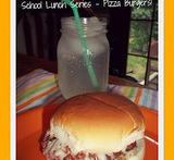 pizza burgers school lunch