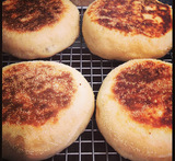 paul hollywood english muffin recipe
