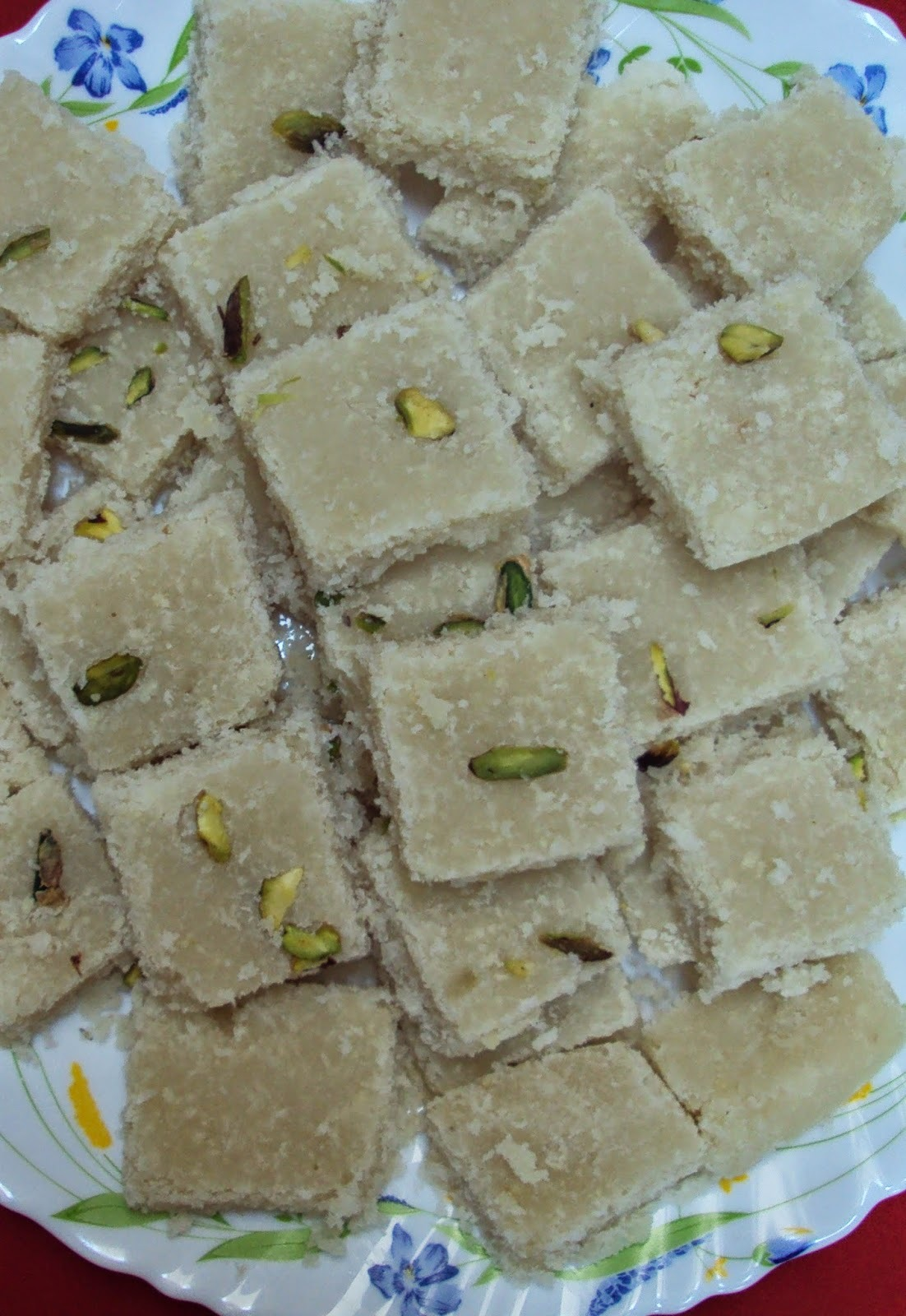 how to make ice cream out of barfi