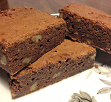 make bulk brownie mix