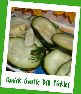 quick dill pickle relish