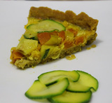 quiche vegetariana