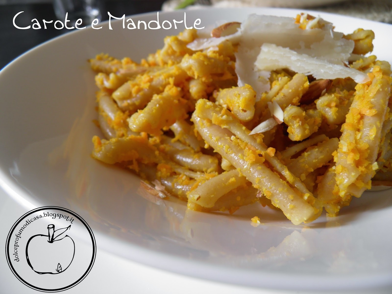 pasta integrale light