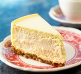 lemon ricotta mascarpone cheesecake