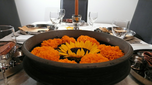 kerala dinner party menu