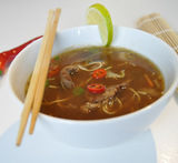 asiatisk suppe