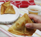 chinese chicken samosas in india