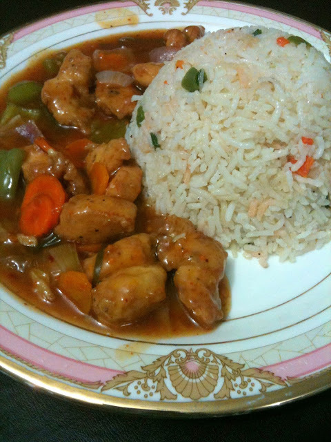 chinese chicken manchurian