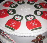asda christmas cake recipe