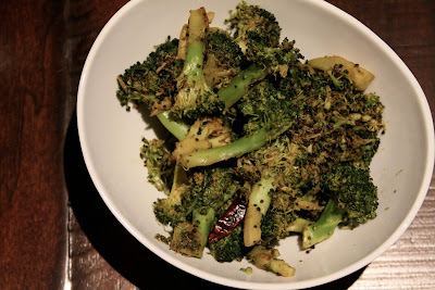 broccoli in gujarati
