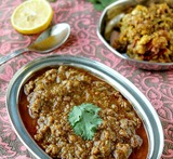mutton kothu curry