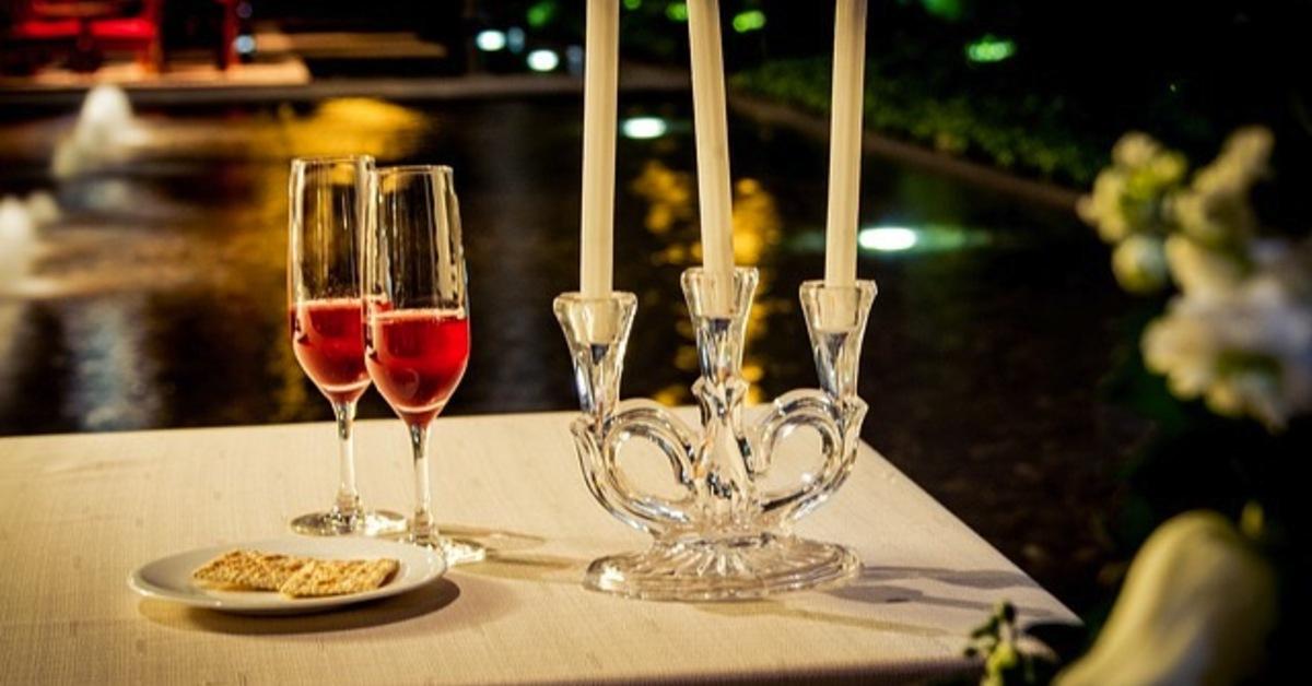 Recetas de cena romantica facil y rapida mytaste - Cena romantica ligera ...