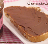 nutella casera light