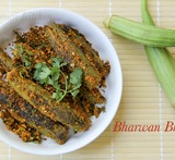 bharwa bhindi hindi