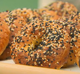 paul hollywood bagel recipe