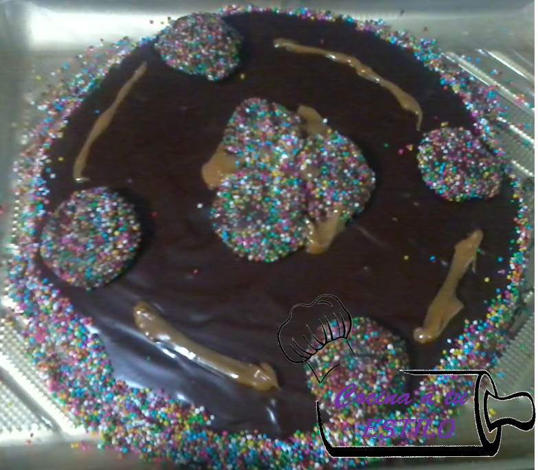 faciles de torta de chocolate con pocos ingredientes