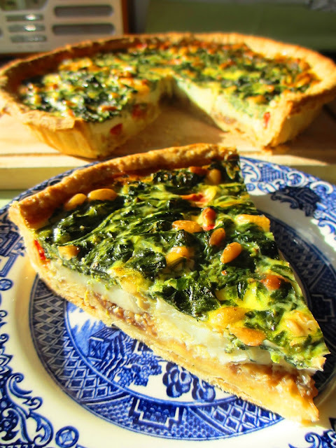 paul hollywood quiche