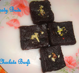 maida chocolate burfi