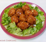 chicken manchurian gravy indian style