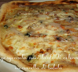pizza con lardo di colonnata