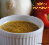 ingredientes para el adobo colombiano