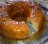 budin de pan marraqueta
