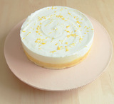 iced lemon pie