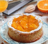 gateau d orange
