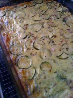 pampered chef zucchini casserole