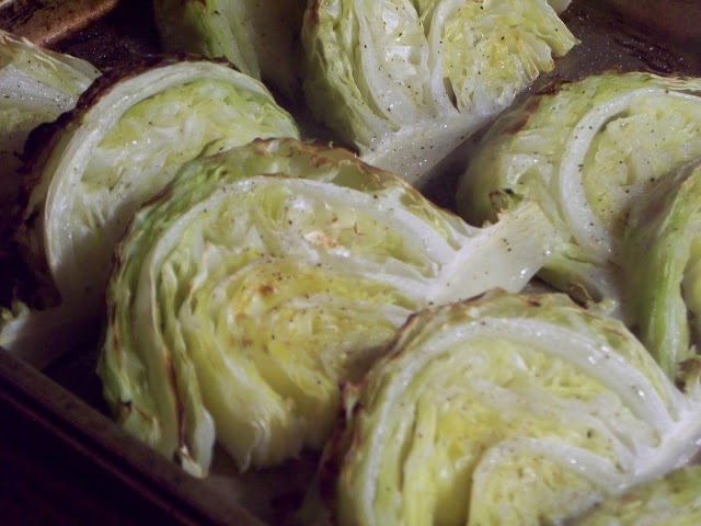 ina garten roasted cabbage