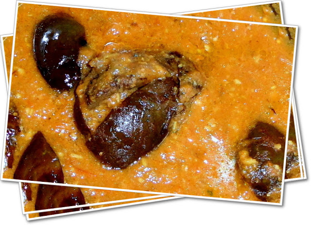 brinjal gravy curry for chapathi