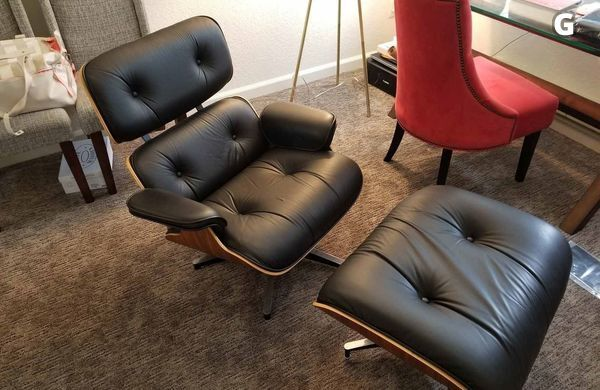 *** Herman Miller Eames Lounge Chair & Ottoman ***
