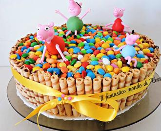 ... di compleanno in pasta di zuccheroIl fantastico mondo di Alessandra