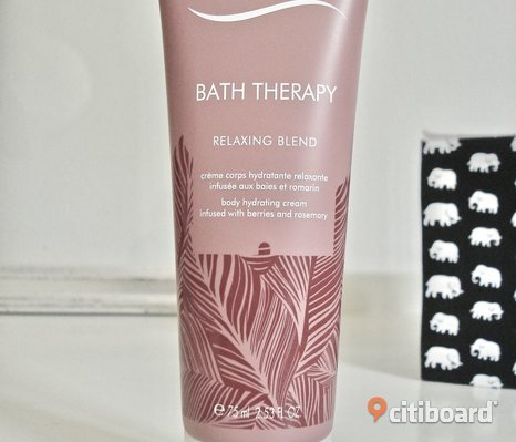 BIOTHERM - Bath Therapy Relaxing Blend Body Cream! Ny!