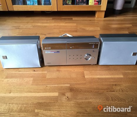 Sharp SD-EX200 kompakt stereo