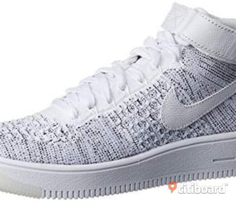 Nya Nike Air Force 1 flyknit