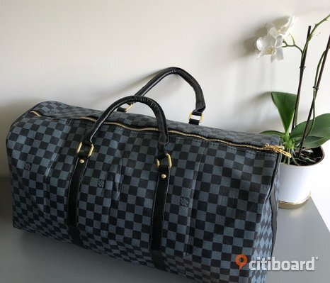 Louis Vuitton weekendbag