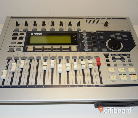 Yamaha AW1600 Workstation Defekt