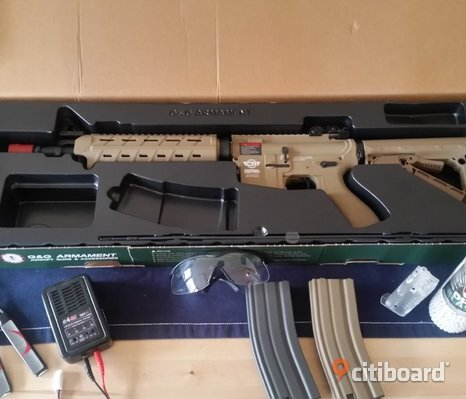 Airsoft G&G CM16