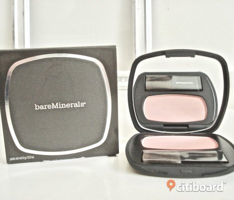 "Bare Minerals -Ready Blush! Mineralrouge! ""Aphrodisiac""! Värde 385:-! Nytt!"