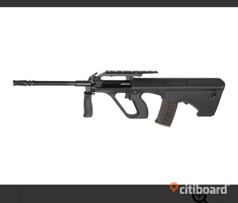 Airsoft Aug A2 nyskick!