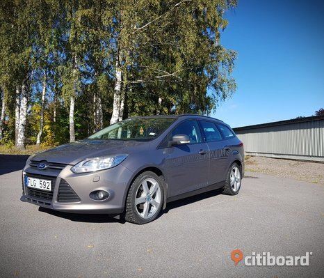 Ford Focus 1.6 disel (2011)