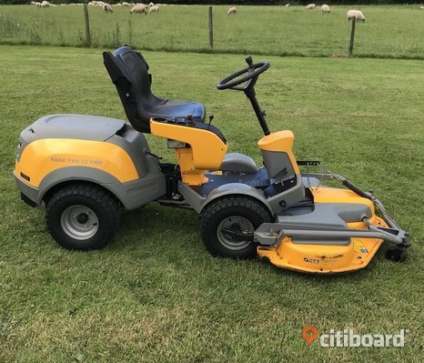 Stiga Park Pro 25 Ride On Mower