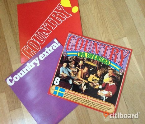 Vinyl LP   Country