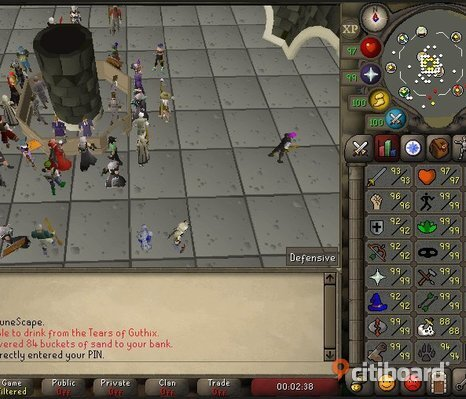 2211 total osrs/runescape account